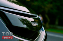 Решетка радиатора Mugen на Хонда Аккорд 8