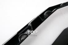 Решетка радиатора - Модель Мюген - Тюнинг Хонда Аккорд 8 (дорестайлинг)