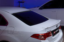 4565 Козырек на заднее стекло LITE на Honda Accord 8