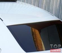 Тюнинг - Широкий козырек на заднее стекло для Хонда Аккорд 8