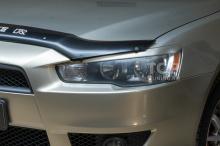 4580 Тюнинг - Реснички EVO Style на Mitsubishi Lancer 10 (X)
