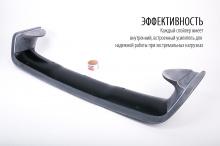 Спойлер крышки багажника Эволюшен - Тюнинг Mitsubishi Lancer 10 (X) Материал: ABS пластик.