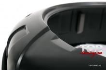 4584 Чехол запаски на Mitsubishi Pajero