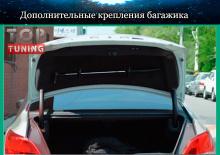 Дополнительные крепления в багажник от производителя Camily