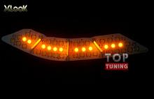 Тюнинг Киа Оптима - Светодиодные модули в переднюю оптику