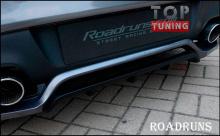 Тюнинг - Накладка на задний бампер RoadRuns Lightning на Хендай Генезис Купе (Рестайлинг)