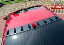 Тюнинг - Накладка на крышу 8 зубьев от компании Morris Club на Хендай Элантра 5