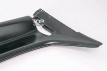 4655 Тюнинг - Жабо (пыльники) на Renault Duster 1