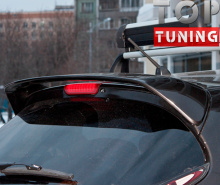 Тюнинг - Спойлер на крышку багажника ideal на Ниссан Джук