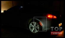 Универсальные накладки арок с Led подсветкой от компании ArtX