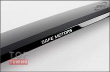 Накладка - Козырек на заднее стекло от компании Safe на Хендай Грандер 5