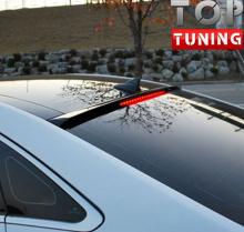 Тюнинг - Лип-спойлер M&S с стоп сигналом на заднее стекло Хендай Грандер 5