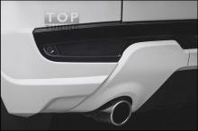 Тюнинг - Обвес VERGE на Range Rover Evoque.