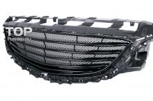 Решетка радиатора Sport-Style на Мазда 6 GJ (Дорестайлинг).
