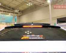 Тюнинг - Спойлер с стоп-сигналом на заднее стекло Хендай Соната  6(YF)