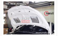 Тюнинг Хендай Элантра 5 (Аванте МД) - Капот Rapid от компании ADRO.