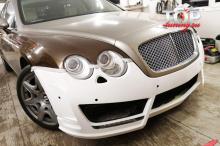 4728 Тюнинг - Обвес Mansory Exclusive на Bentley Continental GT 1