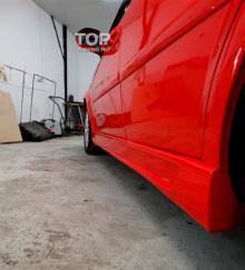 4739 Тюнинг - Обвес WTCC на Chevrolet Lacetti