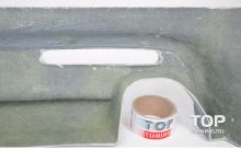 Накладка на задний бампер - Модель Мюген - Тюнинг Хонда Аккорд 8 (Дорестайлинг)