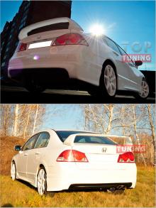 Тюнинг Хонда Сивик (Седан дорестайлинг)  - Аэродинамический обвес Mugen Lite