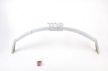 Юбка на передний бампер - Модель Mugen - Тюнинг Хонда Сивик 4Д (Дорестайлинг)