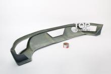 Накладка на задний бампер - Модель Rieger - Тюнинг Opel Astra H (5D)