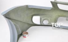 4782 Передний бампер Accolade на Mitsubishi Lancer 9 (IX)