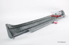 Тюнинг - Пороги обвеса Lorinser для Инфинити FX 2 (35,37,50)