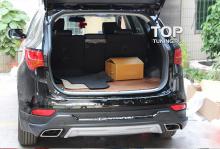 4800 Обвес TECH Design TS на Hyundai Santa Fe 3 (DM)