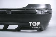 Задний бампер - Обвес WALD Black Bison - Тюнинг Мерседес Бенц 220 (дорестайлинг)