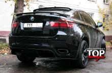 4809 Тюнинг - обвес SRS-Tec на BMW X6 E71