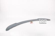 4817 Сплиттер юбки переднего бампера SRS-Tec на BMW X6 E71