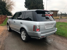 Overfinch на Land Rover Range Rover Vogue 3