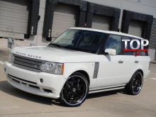 4821 Тюнинг - Обвес Overfinch на Land Rover Range Rover Vogue 3