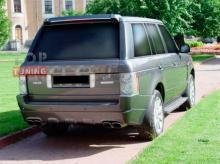 Тюнинг Range Rover Vogue - Юбка заднего бампера Zailer