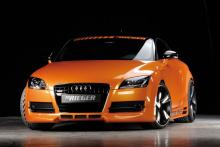 Юбка переднего бампера - Обвес Ригер, тюнинг Audi R8 (8J) -