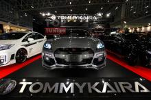 Тюнинг Ниссан GT-R - Аэродинамический обвес Tommykaira