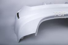 4856 Задний бампер M&S на Hyundai Elantra 5 (Avante MD)
