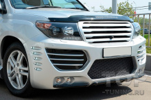 4864 Обвес INVADER на Toyota Land Cruiser 200