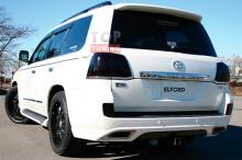 Тюнинг Тойота Ленд Крузер - Аэродинамический обвес ELFORD (Рестайлинг)