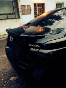 Тюнинг Тойота Камри В40 - Спойлер крышки багажника Lonix