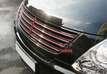 Тюнинг Хендай Гранд Старекс - Альтернативная решетка радиатора MB Style