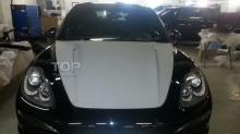 Тюнинг Porsche Cayenne 958 - Капот LMA.
