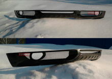 Тюнинг Ауди Q7 - Аэродинамический обвес АБТ