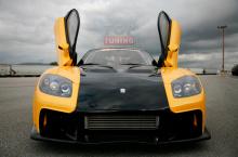 Легендарный обвес Veilside Fortune для Мазда RX-7