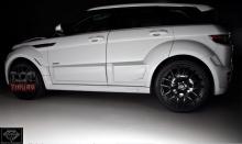 Тюнинг Range Rover Evoque - Аэродинамический обвес Onyx
