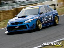 Пороги - Обвес Zero Sport на Subaru Impreza WRX STi (GD8)