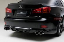 Тюнинг Лексус IS 250\350 - Спойлер WALD Sports Line