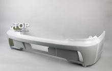 494 Задний бампер - Обвес Zero Sport на Subaru Impreza WRX GD