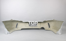 Задний бампер - Модель Zero Sport - Тюнинг Subaru Impreza WRX II